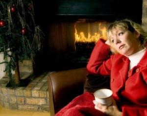 Karácsony - egyedül