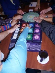 Identity játék a Társkereső Műhelyen