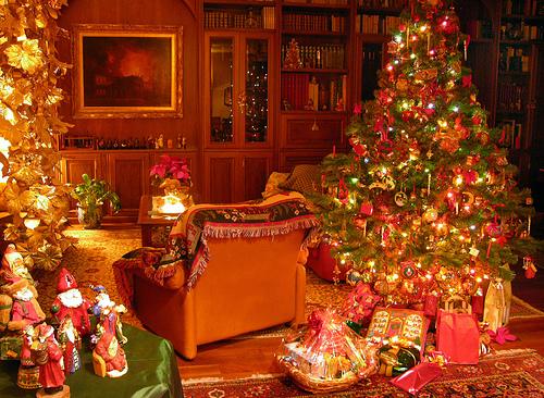 Karácsonyi jókívánságok