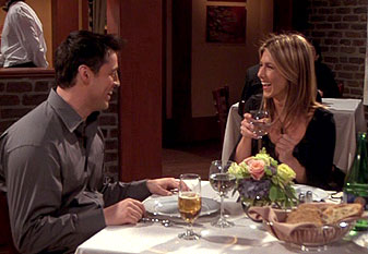 mikor kezdtek el rigby és eileen randevúzni?