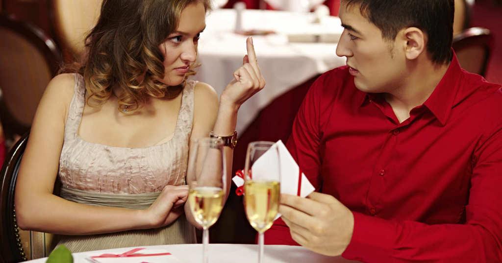 honnan tudod, hogy igazi férfival randizol?